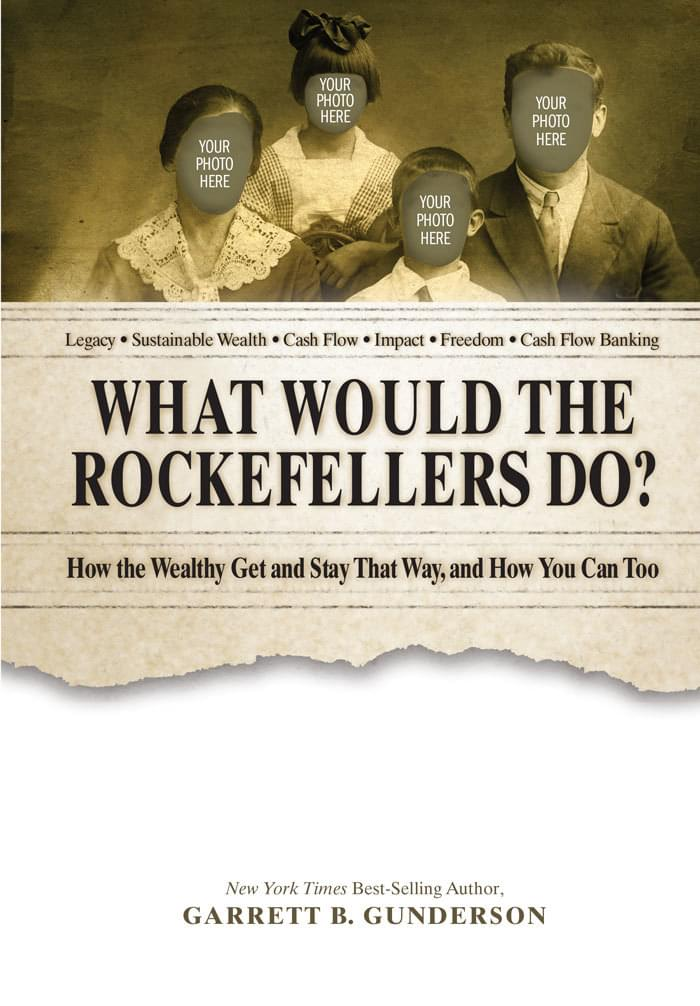 Free Book: What Would the Rockefellers Do?